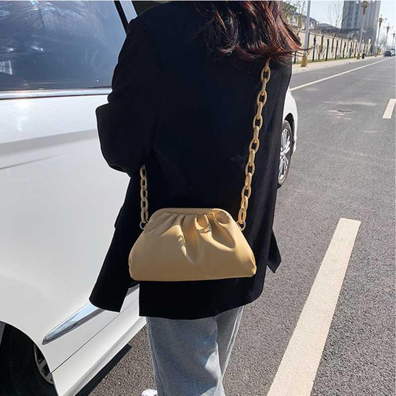 Elegante Kette Designer Umhängetasche Tote-Schulter-Beutel für Frauen Neue Luxus-Designer-Handtaschen-Qualitäts-Damen Cross Body