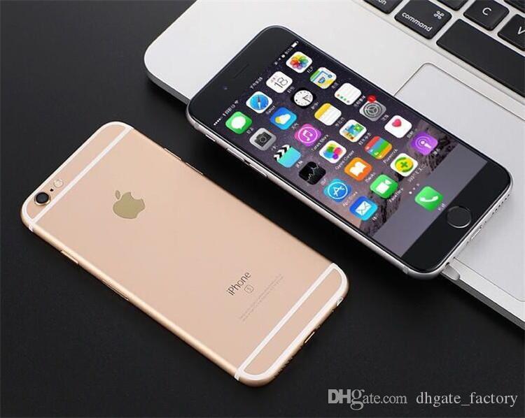 "Desbloqueado Apple iPhone 6S Plus Dual Core 2GB RAM 16GB ROM 5.5 ""12.0MP Cámara 4K Video iOS 9 LTE Con huella digital Touch ID"