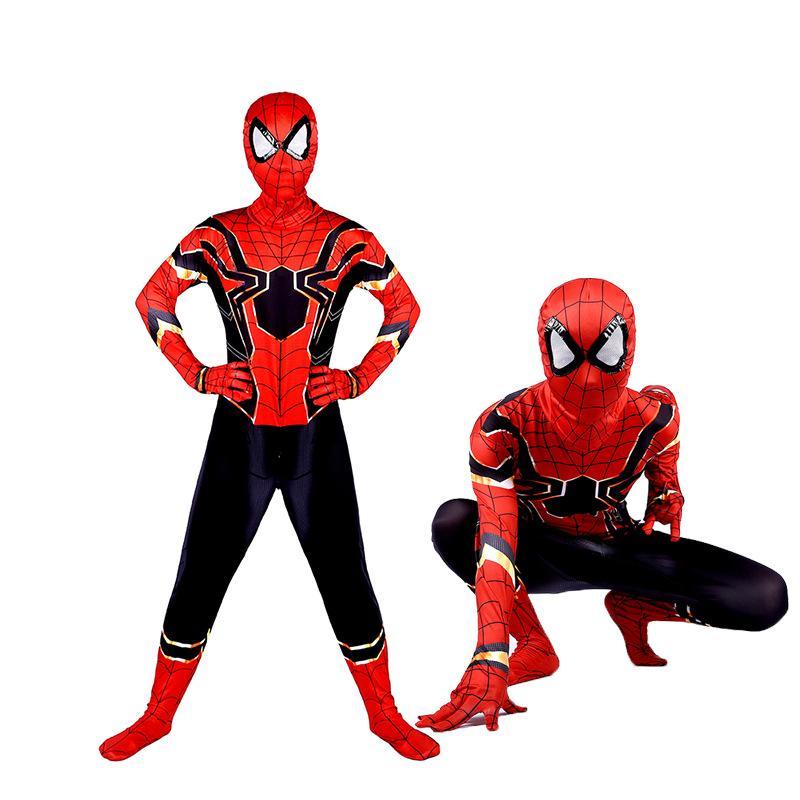 W475 neonati Cosplay del fumetto Body manica lunga ragazzo delle tute bambini Vestiti Cosplay