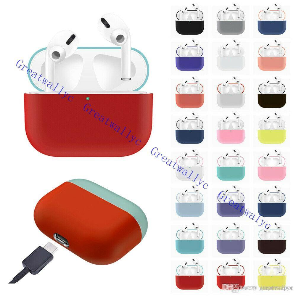2020 Creative Design For Airpods Pro Case Candy Colors Business