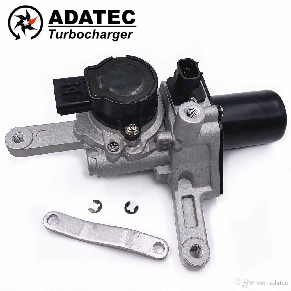 Turbo Electronic Actuator VB35 17201-30200 17201-30200 Turbocharger Vacuum For Toyota Hiace DYNA 3.0 LTR 1KD 1KDFTV 1KD-FTV D4-D