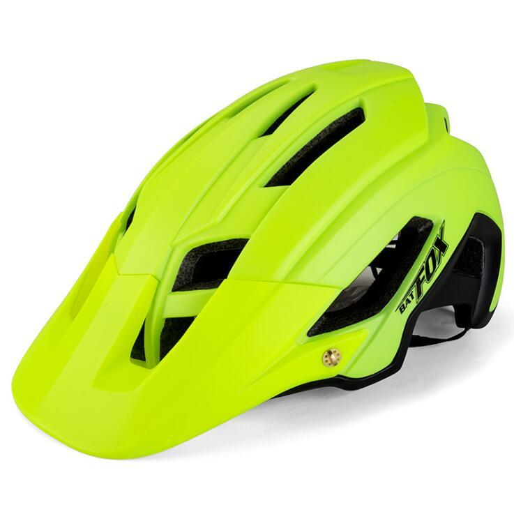 2020 Ultralight Bicycle Helmet Aero Capacete Road MTB Trail Cycling Helmet Casco Ciclismo Bike Helmet Mountain Road Riding Safety Helmets
