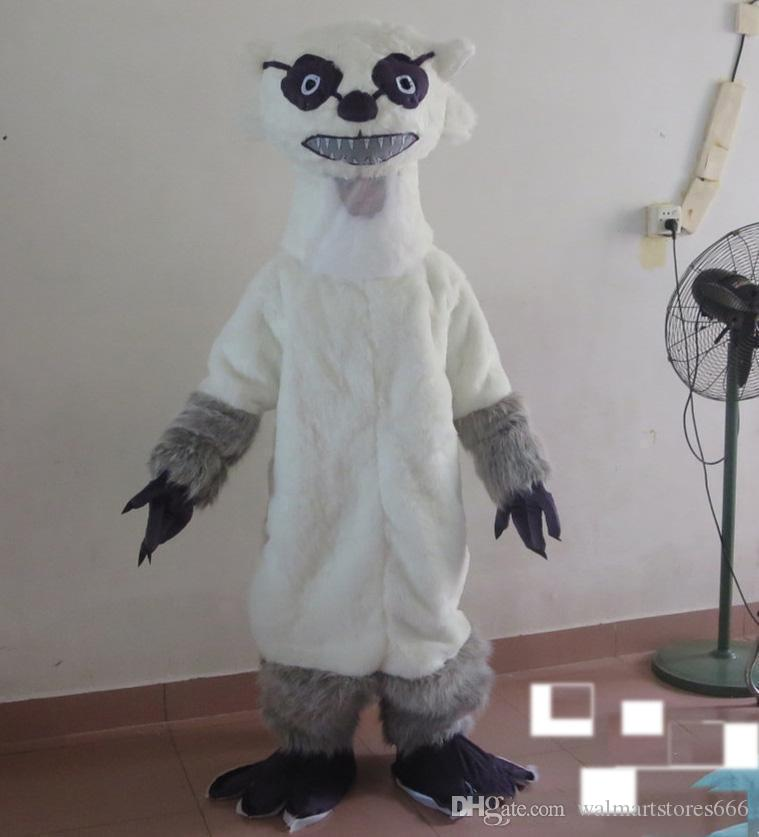 2018 High quality hot the head badger mascot costume for adult to wear for sale