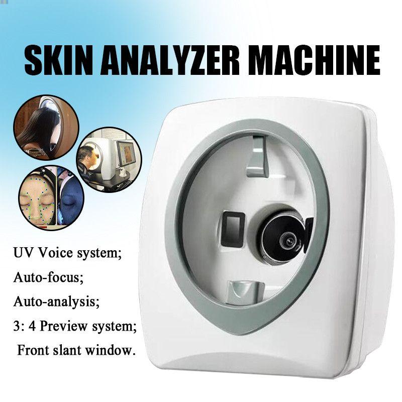 2019 Professional Skin Analyzer Smart Skin Scanner Analyzer Magic Mirror Facial Analysis Machine Skin Diagnosis System