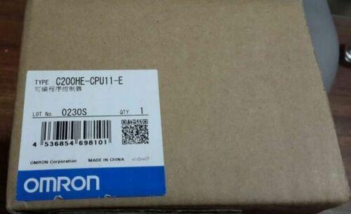 Fst C200HE-CPU11-E C200HECPU11E New Omron Novo em frete grátis caixa