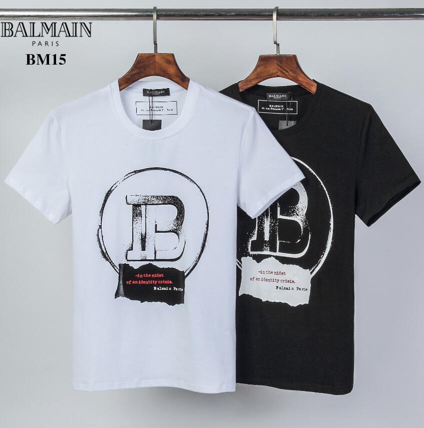 Mens Designer magliette maglietta di estate di lusso della gru di stampa Designer shirt Hip Hop Moda Uomo Donne manica corta T-Size # g5