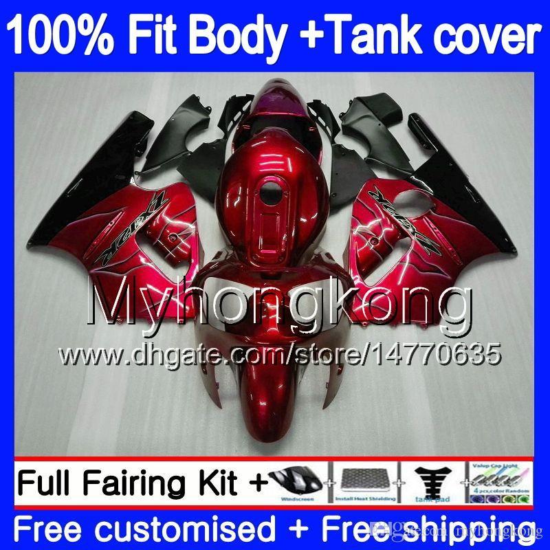 Kawasaki ZX 1200 12R 1200CC ZX-12R 2001 2001 222MY.0 ZX 12 R ZX1200 C 00 01 ZX12R 00 01 100%フィットフェアリングキットファクトリーレッド