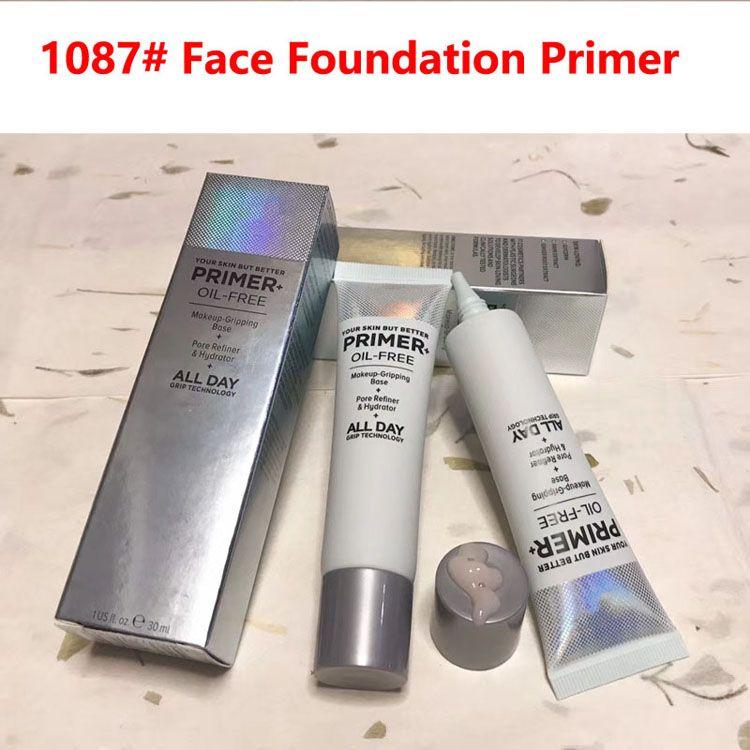 CC + الكريمات التمهيدي النفط مجانا 1087 # مؤسسة الوجه التمهيدي ماكياج الاستقصاء قاعدة المسام الدقة هيدرولت 30ML بشرتك ولكن أفضل