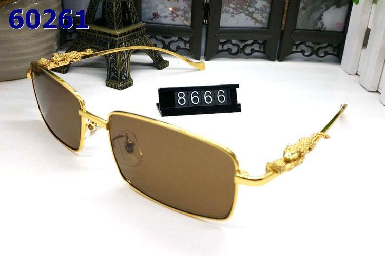 Óculos Fashion For atitude Sports Mens aro chifre de búfalo Óculos Mulheres Sun óculos moldura de espelho Alloy Retângulo UV400 vêm com caixa