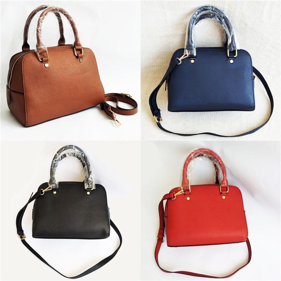 Bolsa Feminina Bolsas Handbag mulheres famosas Designer Couro Bloqueio Ferrolho Tote Bandoleira sacos para as mulheres # 288