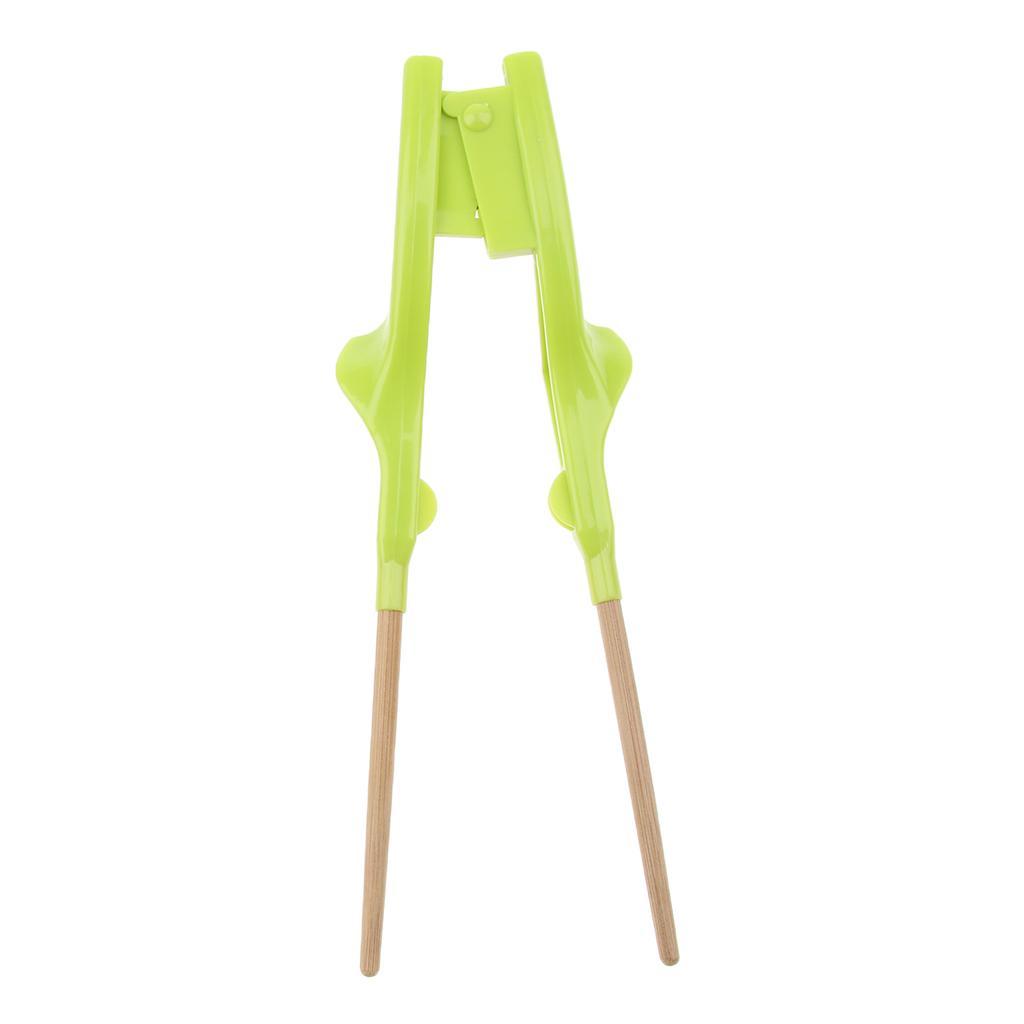 Adult Kids Beginners Training Chopsticks With Helpers, Effortless, Non Slip