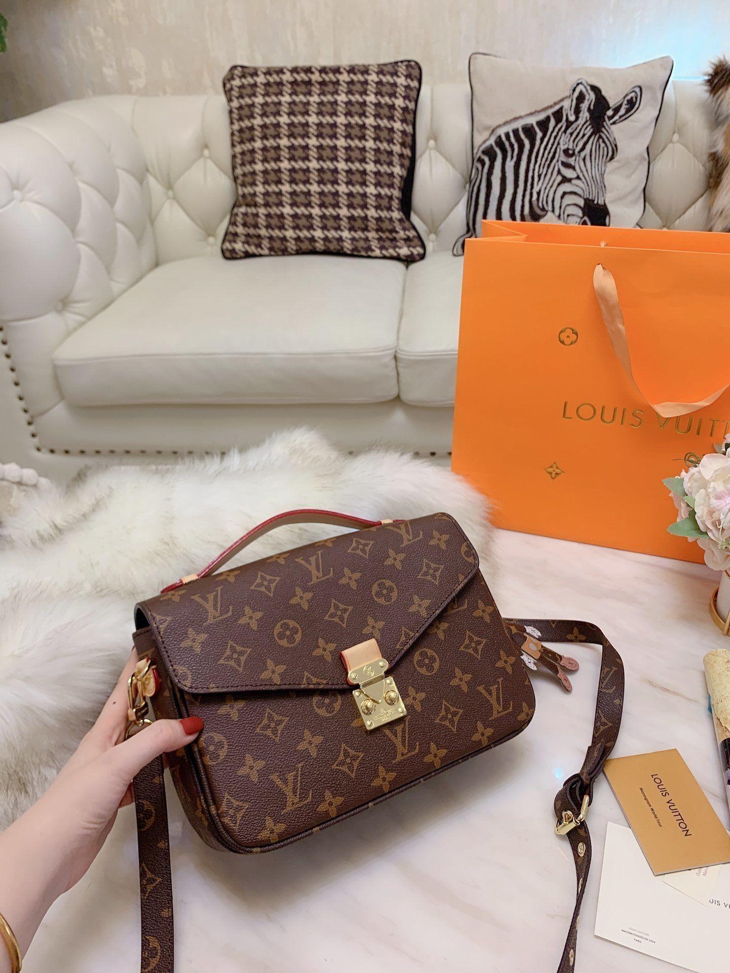 Новые женские моды французский высокого класса мешок плеча вскользь бизнес кошельки сумки бесплатную доставку 1215006