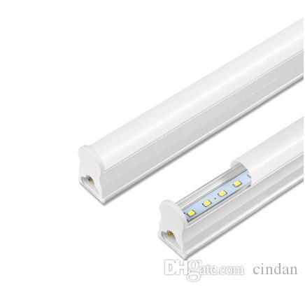 T5 LED 튜브 60CM 30CM 220V 230V LED 램프 전구 10W 6W 실내 부엌 2835 SMD 빛의 자궁 관을 조명 형광 튜브를 주도
