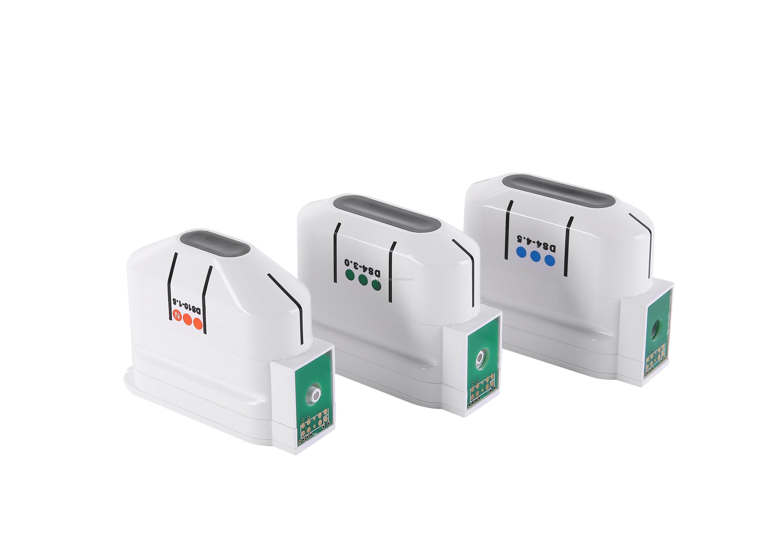Le cartucce di ricambio per una linea di macchine HIFU SMAS macchina di sollevamento rimozione delle rughe HIFU consumabili 10000 scatti