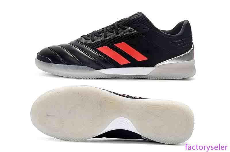 2019 Männer Fußballschuh Copa Tango 18,1 TF IC billig Indoor-Fußball-Schuhe Original Copa 19,1 Fußballschuhe Rasen Futsal- Schuhe