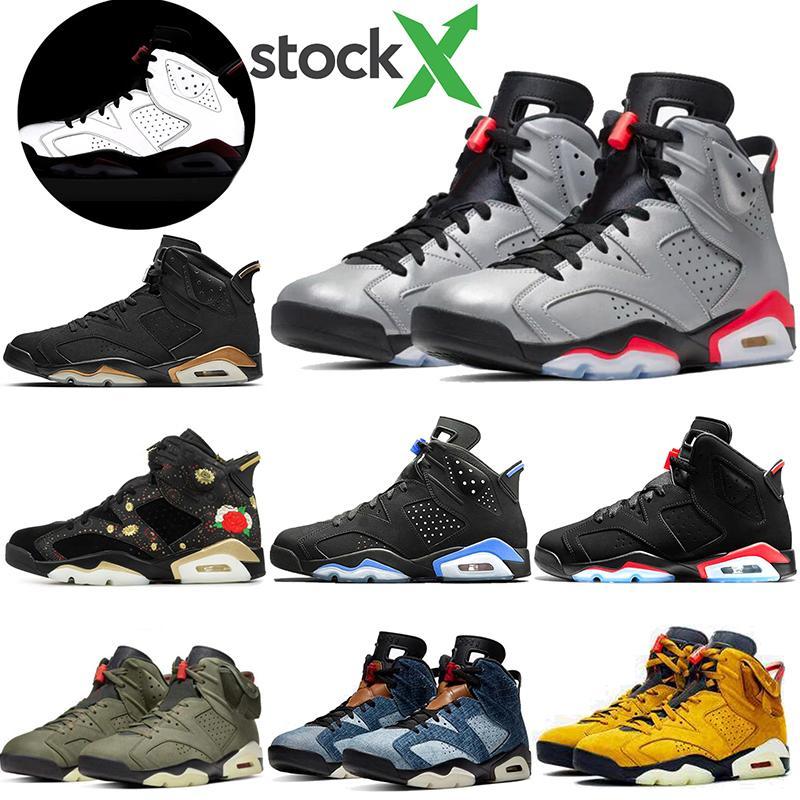 Men 6s Designer Luxury Basketball Shoes