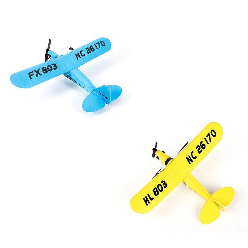Fernbedienung Flugzeug 2.4G 2Ch FernsteuerungsRc Airplaine Glider Flugzeug-Foam-lustige Spielwaren für Kinder Kinder bestes Geschenk