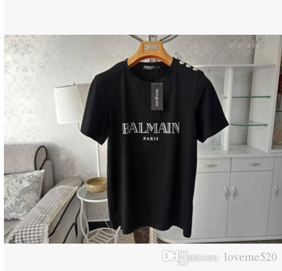 112 Camiseta de diseño de verano Camiseta de manga corta con flecha de lujo Camiseta de manga corta para hombres y mujeres Camisetas tamaño europeo S-2XL