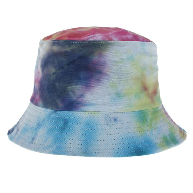 Jaycosin Hat Moda mulheres e homens tingido Canvas frente e verso Ao Ar Livre Balde Chapéu de Sol Cap Homens Chapéus de abas largas Outdoor Homens