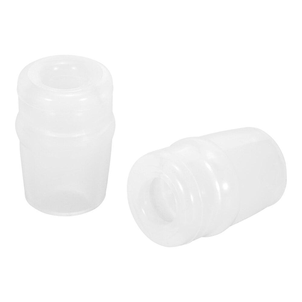2 PCS Hidratación de la válvula de la válvula de vejiga Bait Boquilla de hidratación de succión Boquilla vejiga de la hidración accesorio