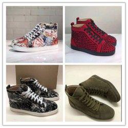 2020 Nueva alta calidad inferior rojo de las zapatillas de deporte sin límite de Lujo impresión de plata Pik Pik No Limit espárragos raro y diamantes de imitación de graffiti j096