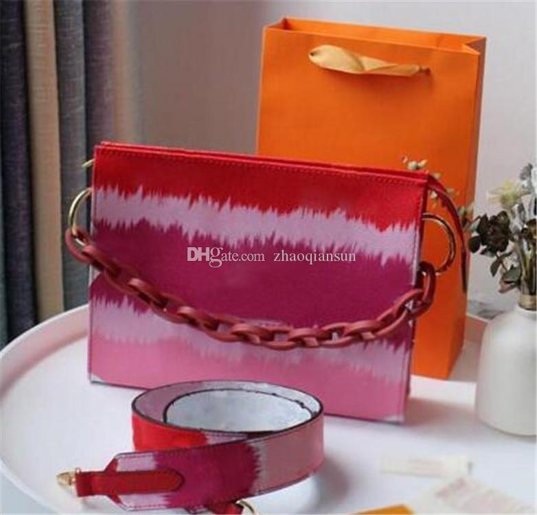 Designer Travel Toiletry Pouch 26 cm toliet pouch XL escale Makeup Clutch Women Genuine Leather Waterproof Cosmetic Bags For Women