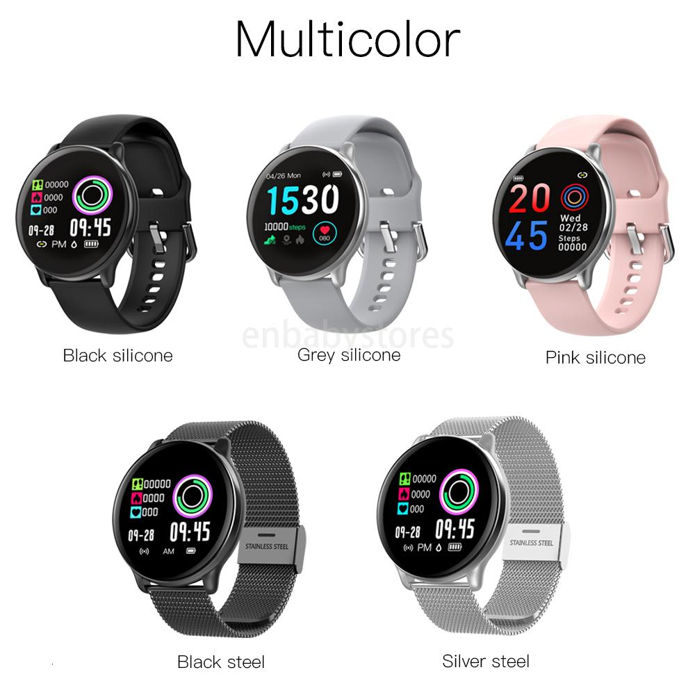 Smartwatch SE01 Intelligente Braccialetto Intelligente Orologio Bluetooth Musica Ip68 Impermeabile Chiamante Sms Display Per Android Orologio Smart Phone