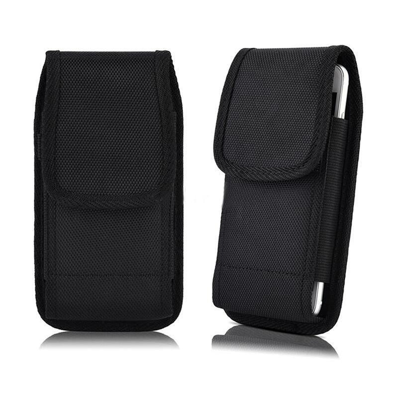 Deporte Cinturón de cinturón de cinturón de cinturón de cinturón de cinturón de cinturón de nylon para 3,5-6.3 pulgadas iPhone 11 Pro max xs max x xr 7g 8g Samsung S8 S9 Plus
