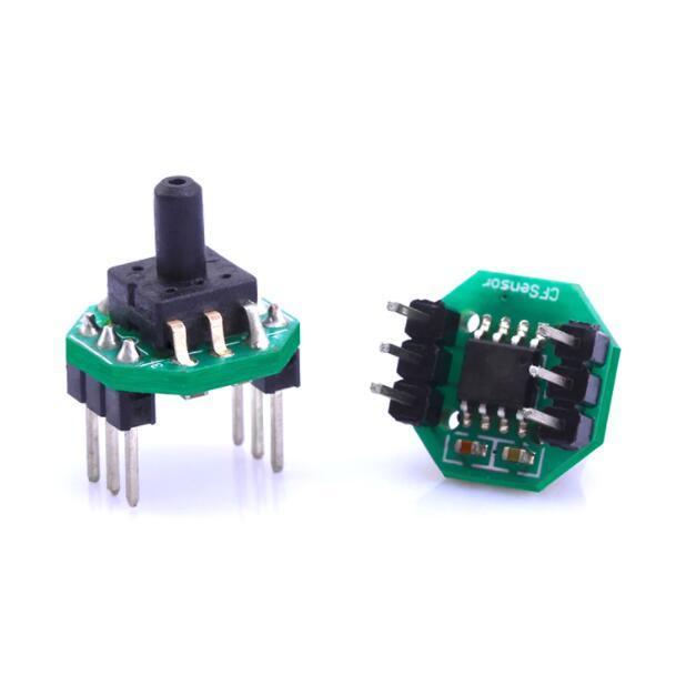 0.5-4.5V mounter gas / presión sensor / transmisor módulo negativo / vacío presión -100kPa ~ 0