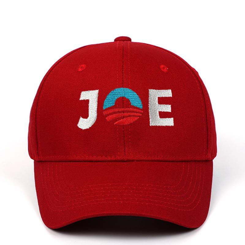 2020 Американская Выборы Hat Вышивка Бейсболка Регулируемая Hip Hop Структура Summer Hat для женщин мужчин унисекс Adut Golf Sport Hat