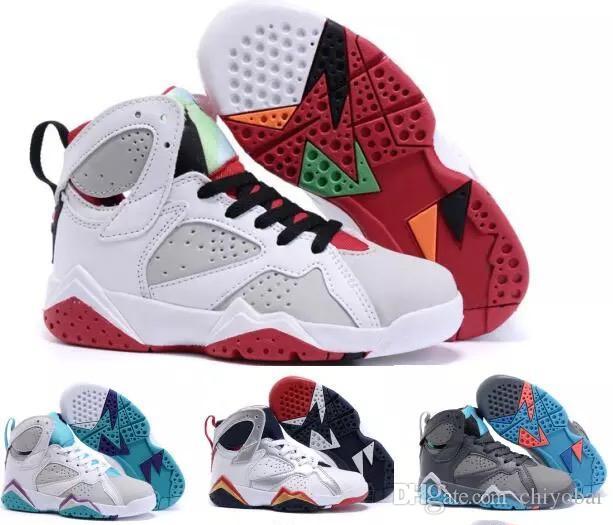 2020 Outdoor sapatos 7s de basquete masculino e calçado desportivo das mulheres negras, brancas, azuis, dos homens da moda size36-47