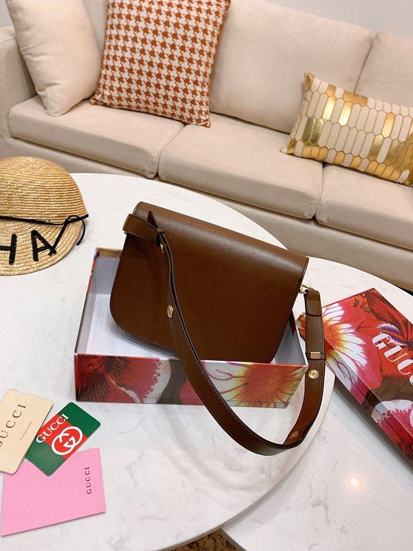 2020 la vendita delle donne di lusso del progettista borsetta su catena tracolla bag vera crossbody stella in pelle 7.264.991 aria serie MIC 2 dimensioni con scatola