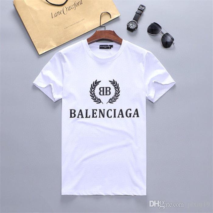 Tişört, retro 2020 yeni nakış tasarımcı erkek tişört rahat sokak gençlik erkek moda caddesi gevşek spor çift AB boyutu