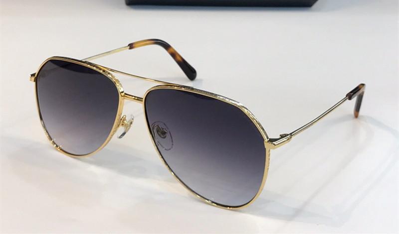 Fashion designer sunglasses 2244 Luxury full frame glasses for men top quality anti-UV400 eyewear come with original box