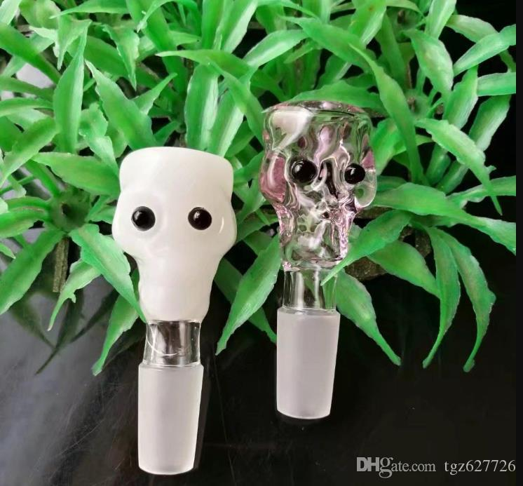 Bones sponge bongs accessories , Unique Oil Burner Glass Bongs Pipes Water Pipes Glass Pipe Oil Rigs Smoking with Dropper