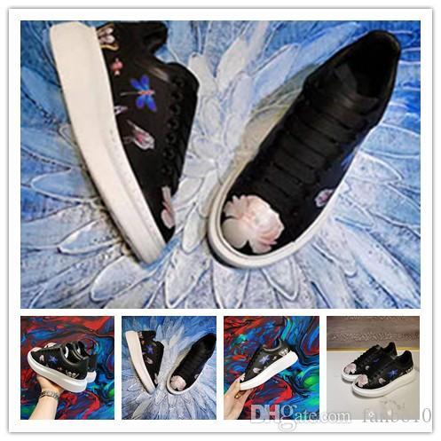 Pas cher de luxe de femme Chaussures Hommes Casual Chaussures de sport de haute qualité Hommes Mode Party Platform Chaussures Chaussures Sneakers 1i58