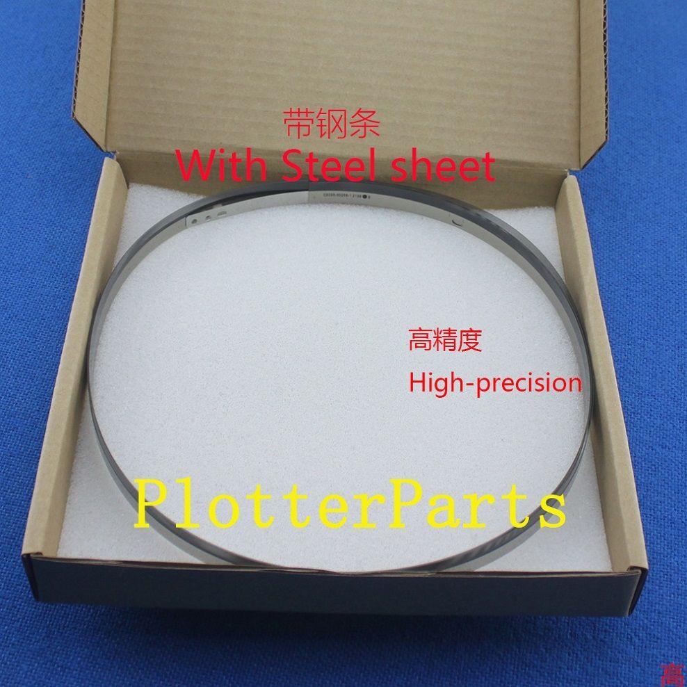 Q6652-60148 Кодерная лента 60 дюймов для деталей плоттера HP DJ Z6100 Z6200 Q6652-60119 Совместимость Новый