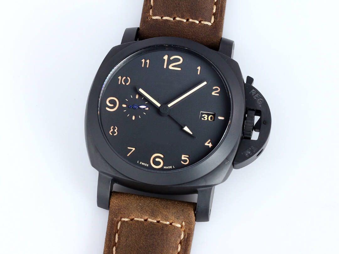 Современная горячая Новое высокое качество P9001 движение 40mmX9.8mm дизайнер часы наручные часы Приборы Алмазные часы Set шнек