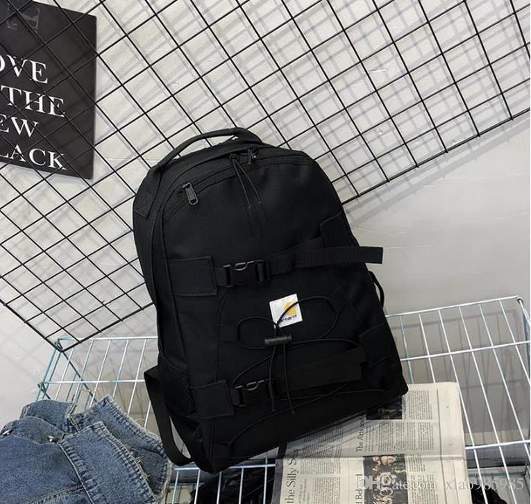 Scuola zaino del progettista nuovo arrivo borse a spalla dello zaino del progettista sacchetto di scuola Mens zaino borsa sportiva
