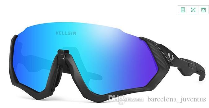 2019 новых мужчин и женщин горный велосипед езда очки спорта на открытом воздухе поляризованный езда зеркало работает солнцезащитные очки