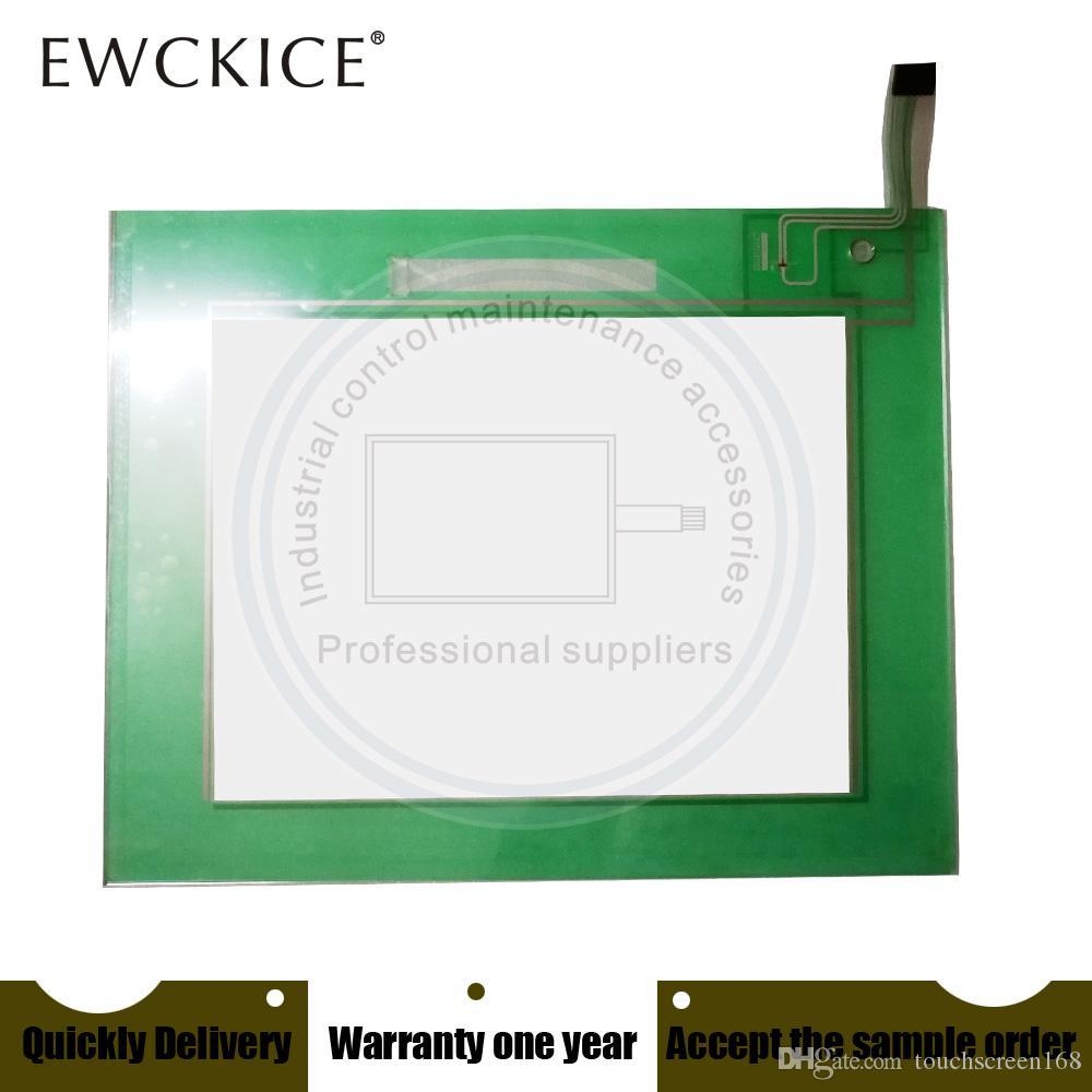 Orijinal YENİ H1858-45 H1858-45J PLC HMI Sanayi dokunmatik ekran paneli membran dokunmatik