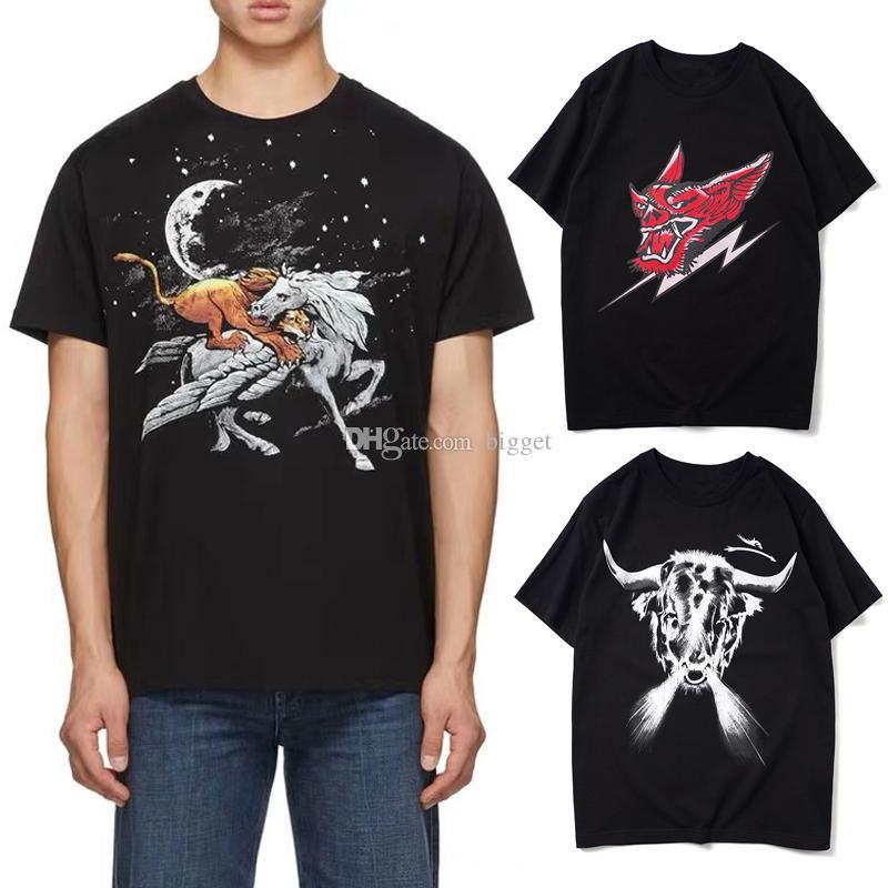 NEW Summer Wear Men 3D Printed T-Shirt Hot Sale Crew Neck Short Sleeves Top Man 100% Cotton