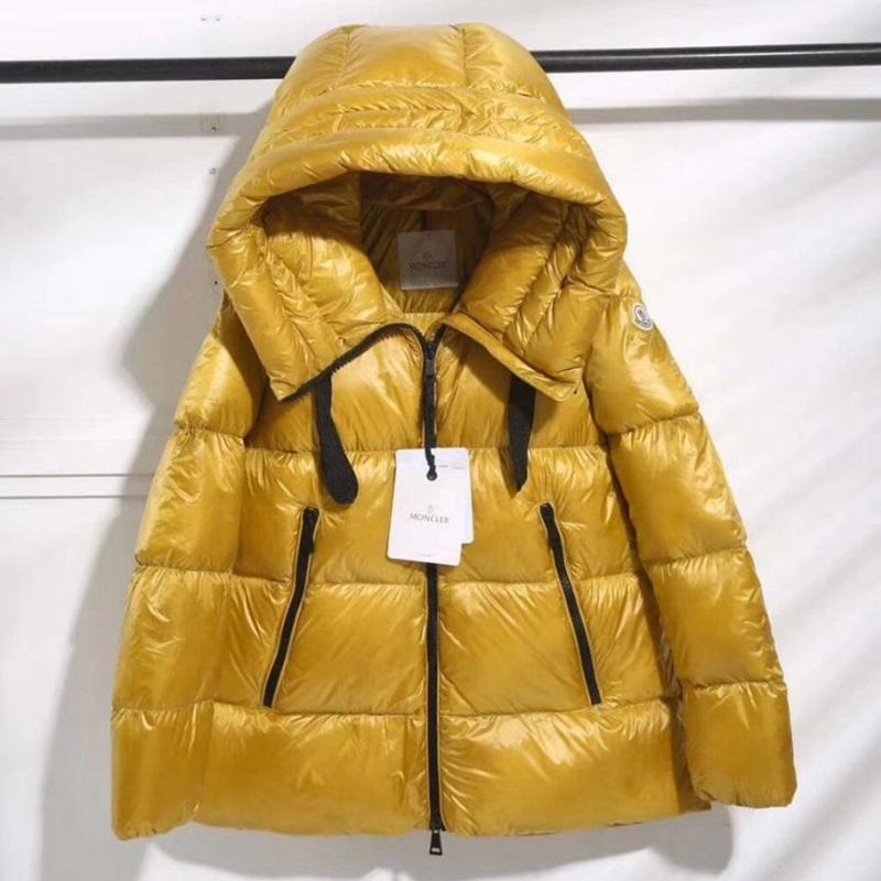 Nuove donne inverno anatra giù cappotto 100% vera grande collo di pelliccia di procione piumino con cappuccio con anatra spessa giù Parka
