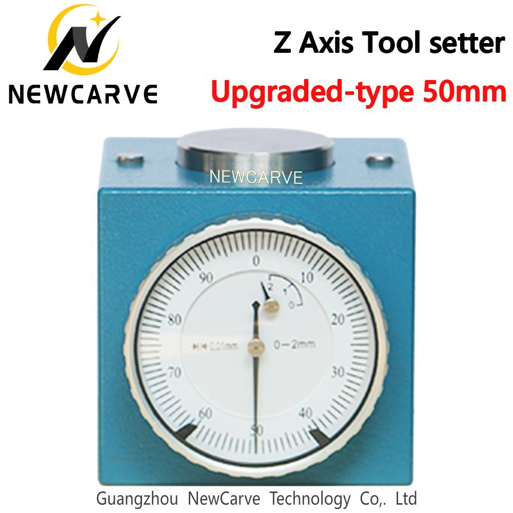 Mechanical Z Axis Zero Pre-setter for CNC Magnetic Setting Gauge 2inch 50mm