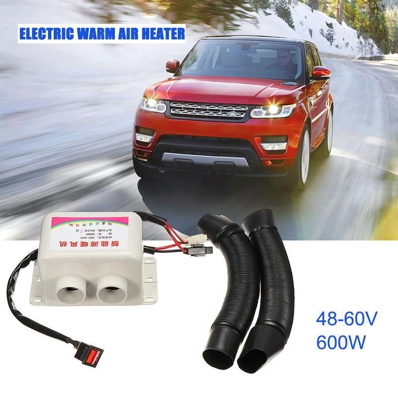 400W 12V Auto Car Vehicle Fan Heater Defroster Demister Hot Heating Warmer