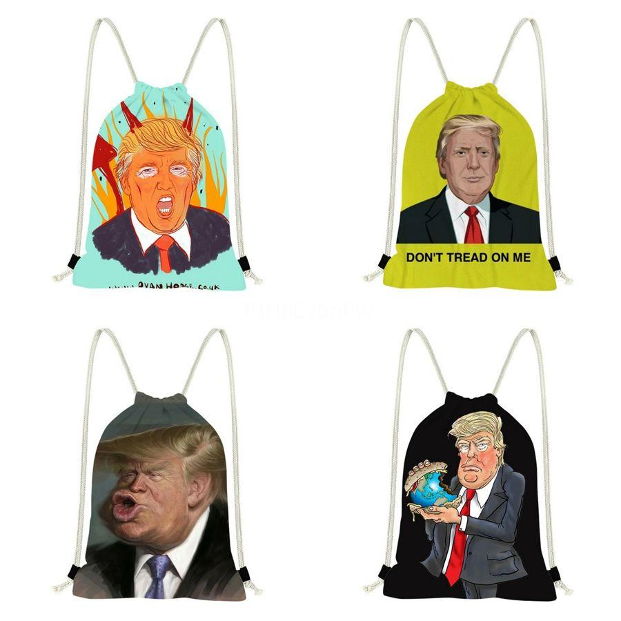 New s Luxury Trump Lady Bag Backpack Crossbody Tote Bag Brand Woman Ladies Shoulder Bag Star Genuine Leather Bags #207