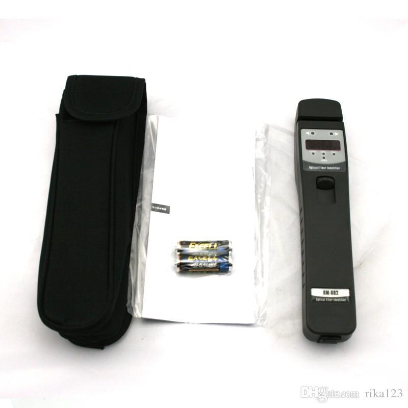 Garanzia triennale Tribrer AFI400 Identificatore in fibra ottica ad alte prestazioni 800-1700nm Identificatore di fibra ottica