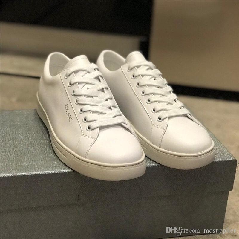 Дизайнерская обувь роскошные старинные 2019 обувь мужская дизайнерская обувь золотые дизайнерские кроссовки luxe P сплошной цвет кожи size38-44