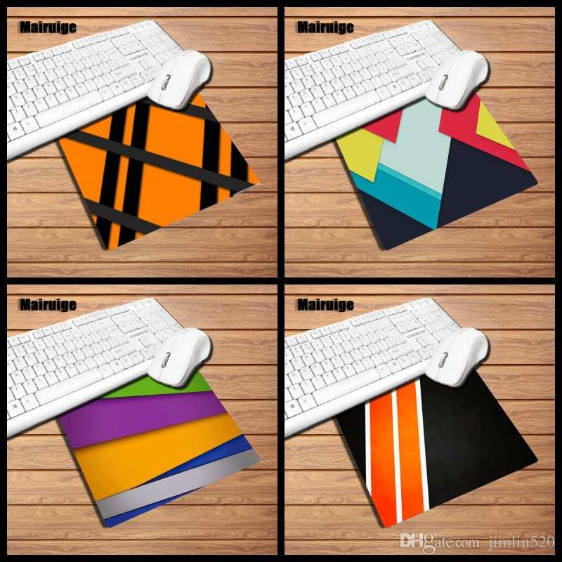 Mairuige prints your favorite color mouse pad creative personality mouse pad game player's exclusive small size pad