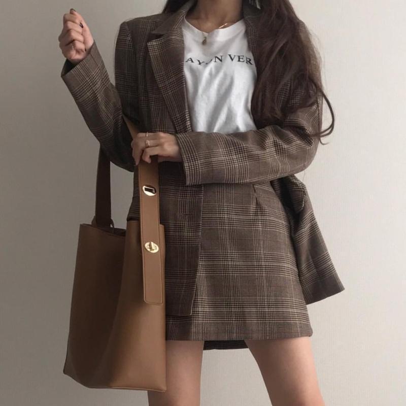 Automne simple hiver design sacs de femmes baquets seule épaule Jeune fille grand sac de grande capacité